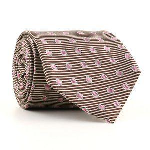 Paul Stuart 100% Silk Neck Tie